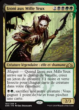 Izoni aux Mille Yeux