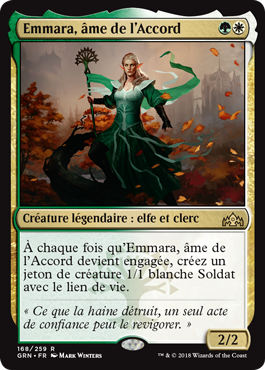 Emmara, âme de l'Accord