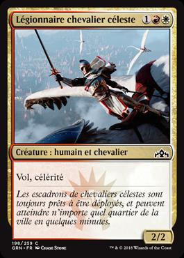 Légionnaire chevalier céleste