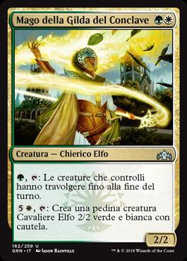 Mago della Gilda del Conclave