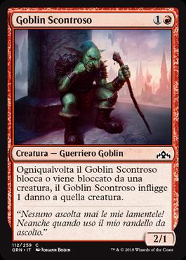 Goblin Scontroso