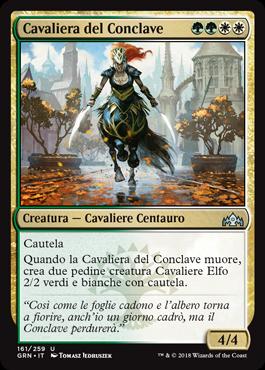 Cavaliera del Conclave