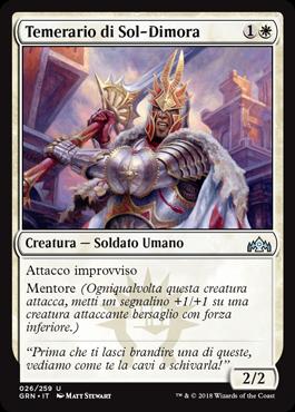 Temerario di Sol-Dimora
