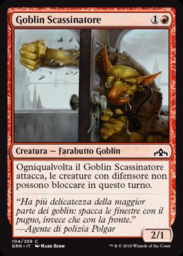 Goblin Scassinatore