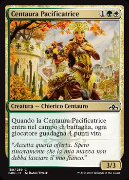 Centaura Pacificatrice