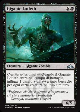Gigante Lotleth
