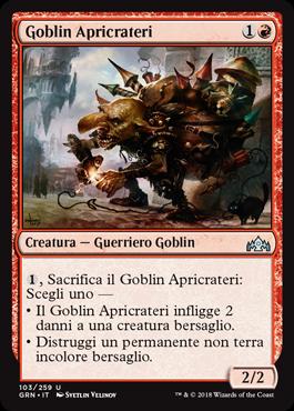 Goblin Apricrateri