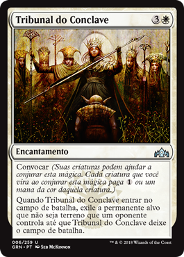 Tribunal do Conclave