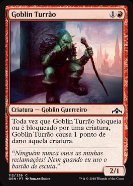 Goblin Turrão