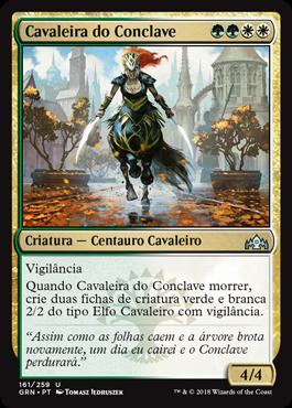 Cavaleira do Conclave