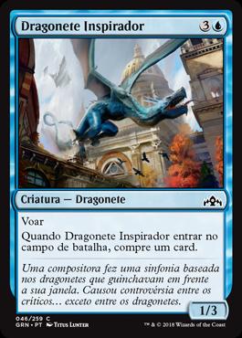 Dragonete Inspirador