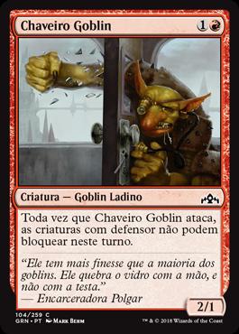 Chaveiro Goblin