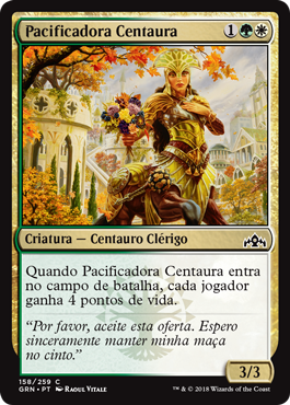 Pacificadora Centaura