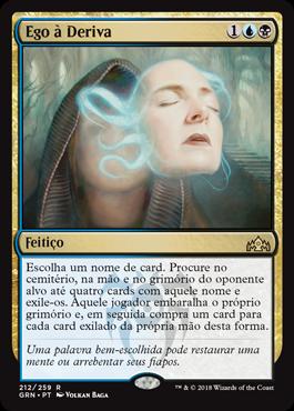 Ego à Deriva