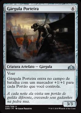 Gárgula Porteira