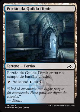 Portão da Guilda Dimir