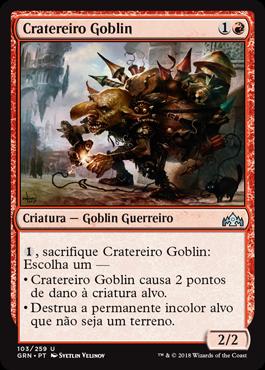 Cratereiro Goblin