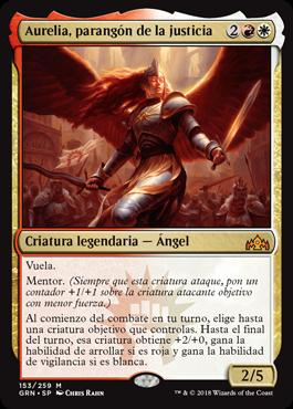 Aurelia, parangón de la justicia