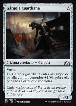 Gárgola guardiana
