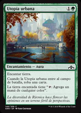 Utopía urbana