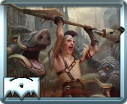 Domri, Chaos Bringer Prestige Avatar