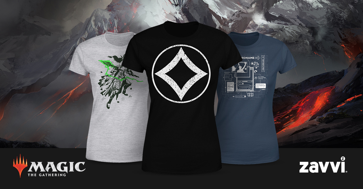 716c63236 These are available in a range of designs celebrating Magic's history,  colors of mana, and our return to Dominaria. All items are available across  Europe ...