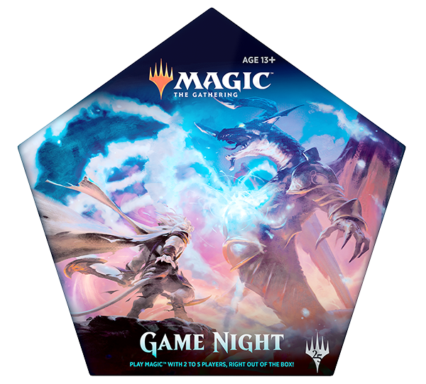 Magic Game Night packaging