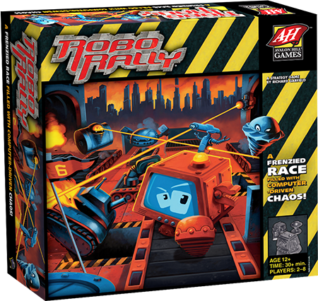 RoboRally box art