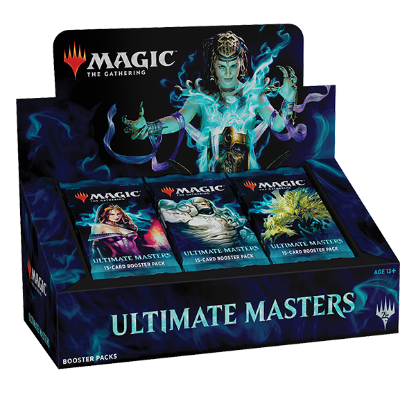 Ultimate Masters: MTG Booster (T.O.S.) -  Wizards of the Coast