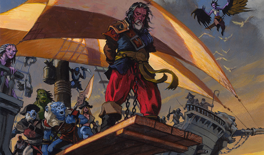 How to Build Standard Pirates: RIX Edition | MAGIC: THE