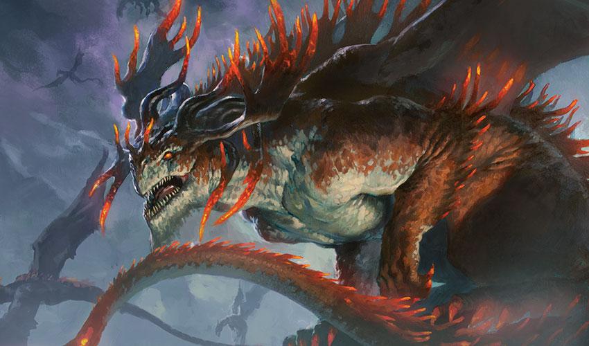 Владычица Драконов Атарка