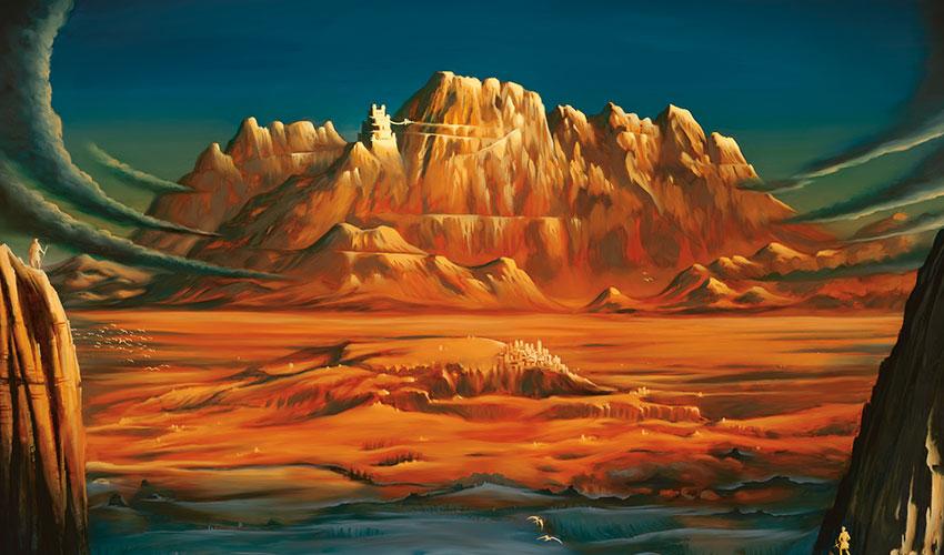 Mount Keralia