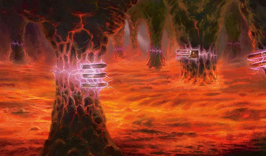 Stronghold Furnace