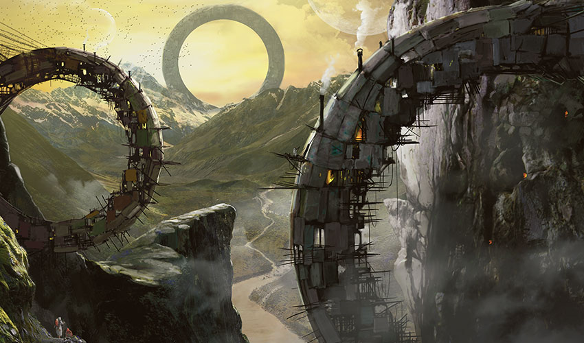 Trail of the Mage Rings