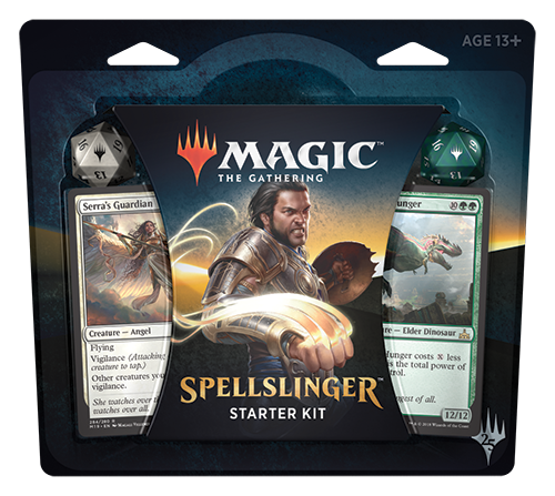 MTG: Spellslinger Starter Kit 2018 -  Wizards of the Coast