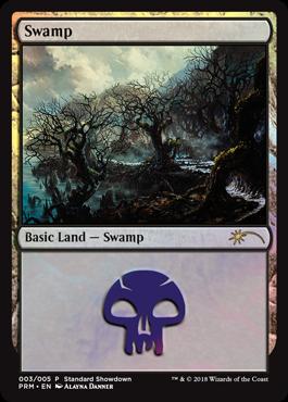 Swamp promo
