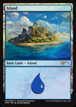Island promo