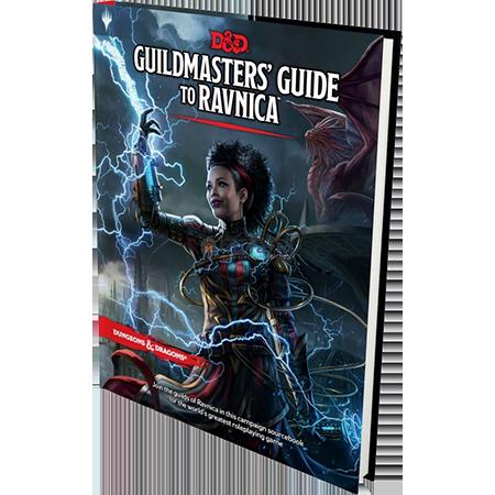 <em>Guildmasters' Guide to Ravnica</em>