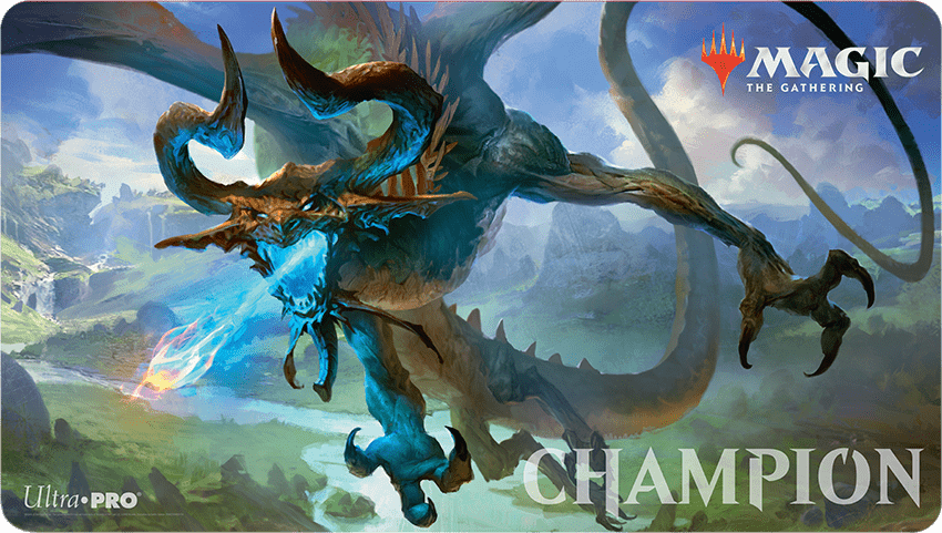 Store Champion Playmat