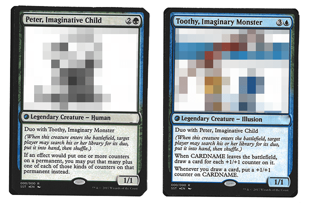Modern Playtest Cards