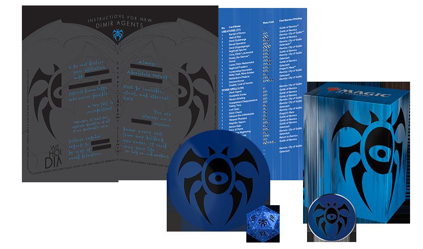 <em>Guilds of Ravnica</em> Guild Kit