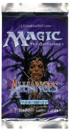 Alliances booster pack