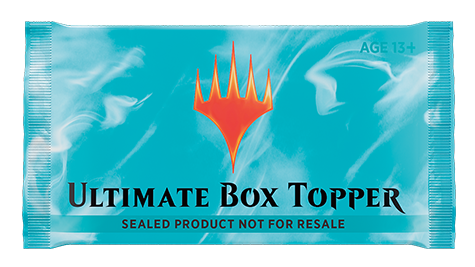 Ultimate Masters Box Topper
