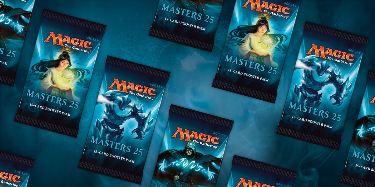 MTG: Masters 25 Booster (T.O.S.) -  Wizards of the Coast