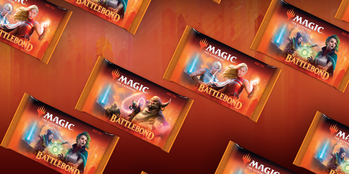 MTG: Battlebond Booster -  Wizards of the Coast