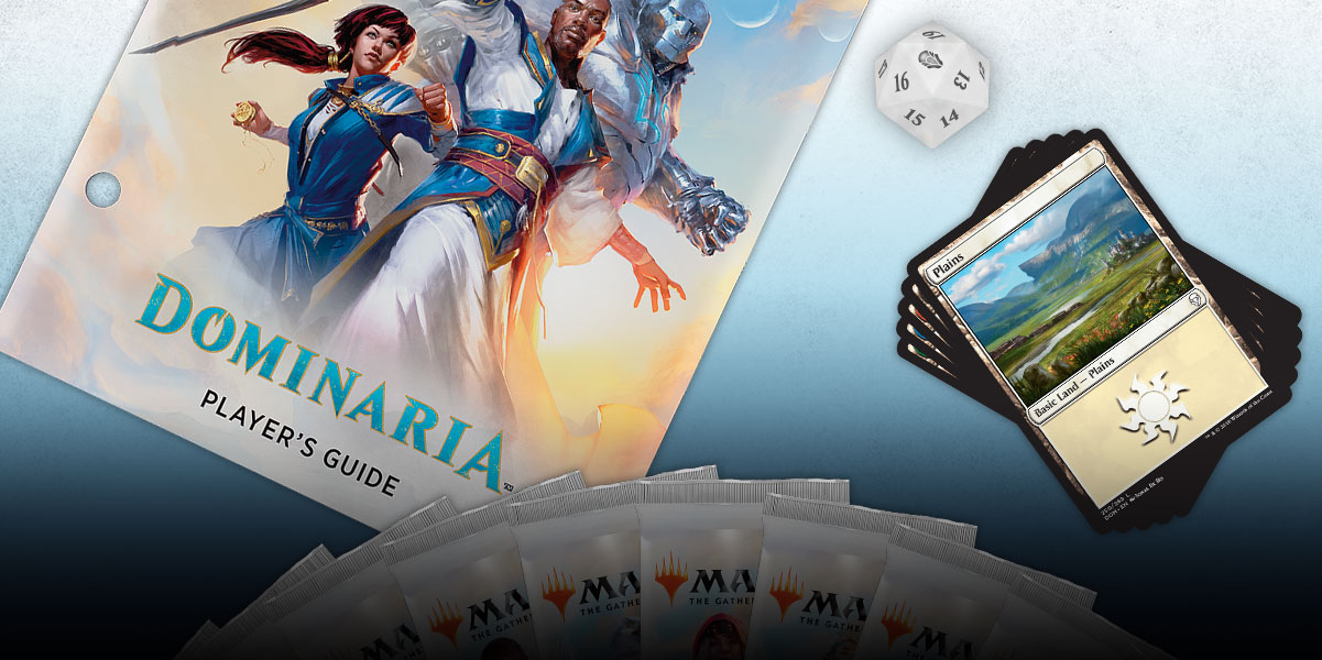 MTG: Dominaria Bundle (T.O.S.) -  Wizards of the Coast