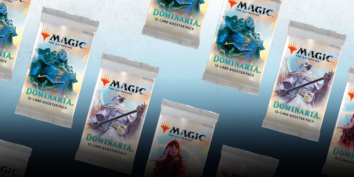 MTG: Dominaria Booster -  Wizards of the Coast