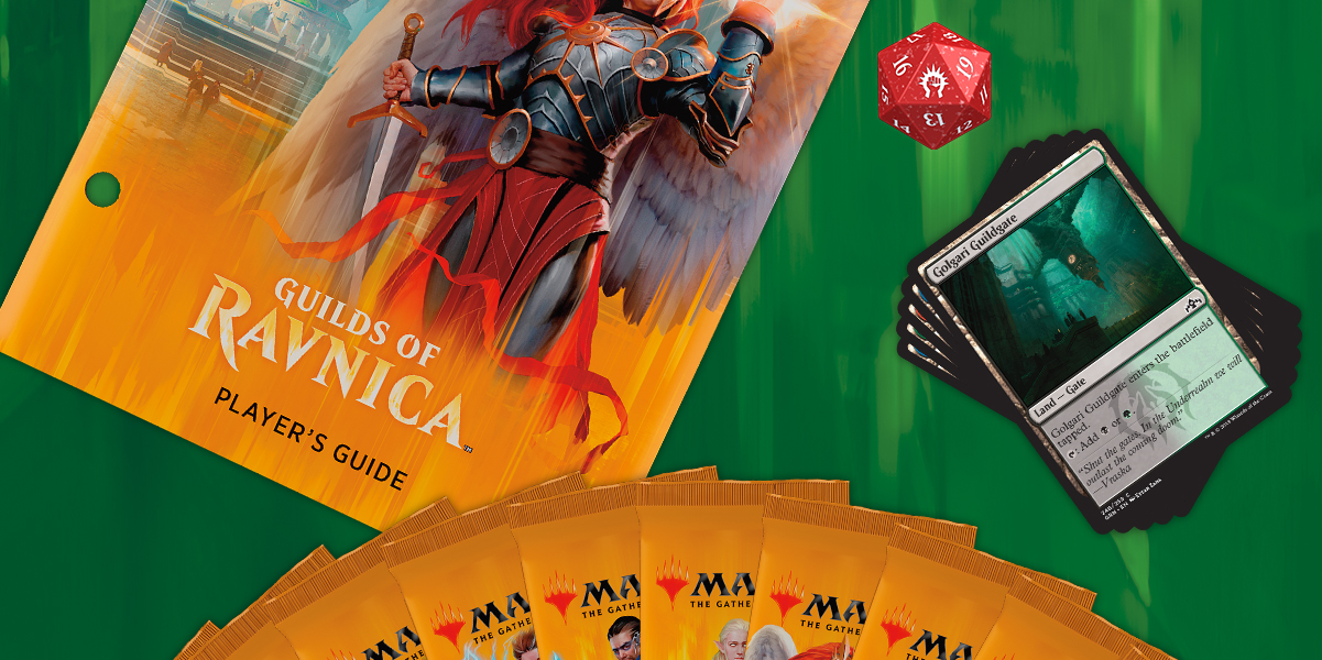 MTG: Guilds of Ravnica Bundle (T.O.S.) -  Wizards of the Coast
