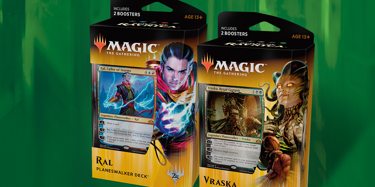 MTG: Guilds of Ravnica Planeswalker Deck -  Wizards of the Coast