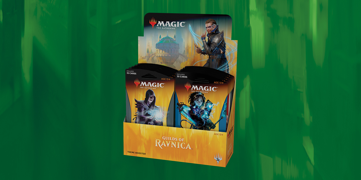 MTG: Guilds of Ravnica Theme Booster (T.O.S.) -  Wizards of the Coast